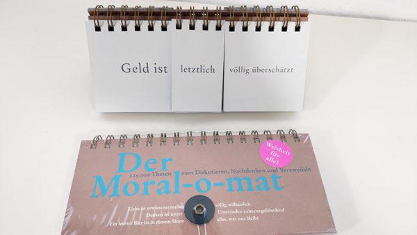 Der Moralomat- Thesengenerator