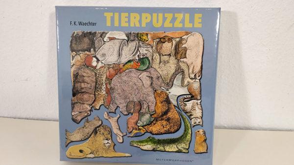 F. K. Waechter Tierpuzzle