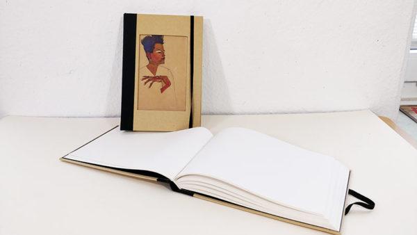 Passepartout Notizbuch