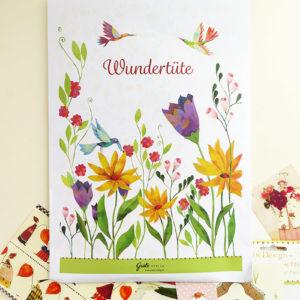 Wundertüte Blumen