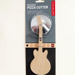 Pizzaschneider Gitarre